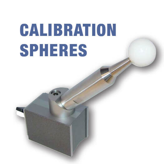 itpstyli Calibration Spheres Catalog
