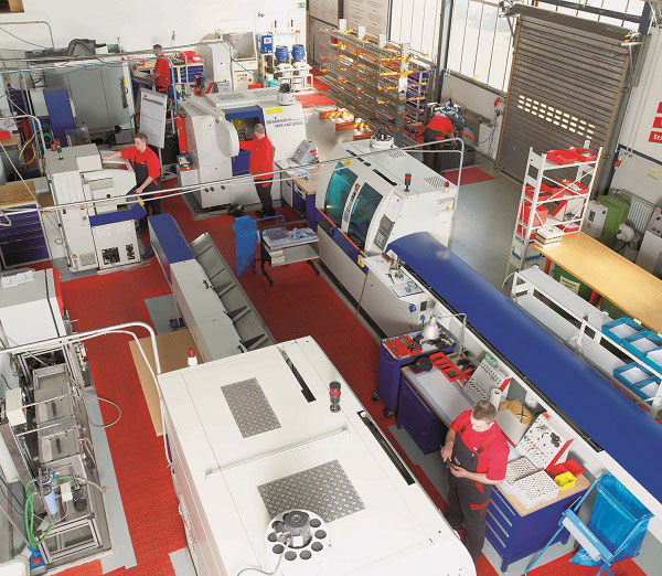 itpstyli manufacturing facility